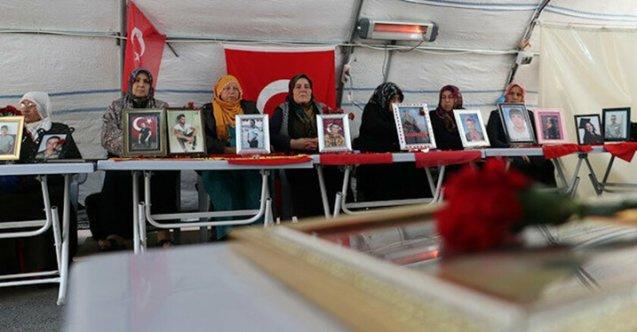 Diyarbakır annelerinin nöbeti 110'uncu gününe girdi