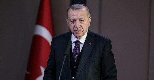 Erdoğan Cenevre'de konuştu: Türkiye dünyanın bir numarası