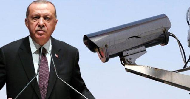FETÖ'nün şirketi Erdoğan'ın konutunu gözetlemiş