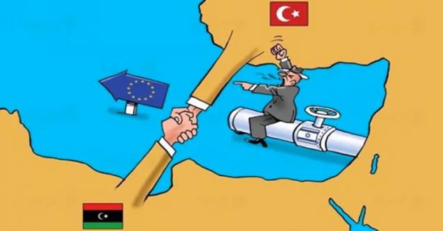 İsrail: Türkiye-Libya anlaşması iptal edilsin