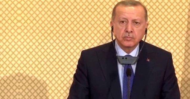 Kokuyu alan Erdoğan, Tunus heyetini uyardı: Acilen bırakın