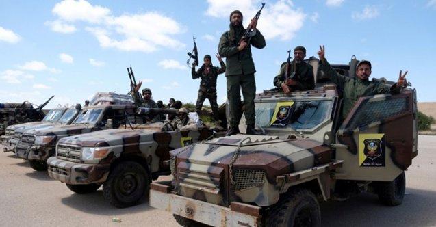 Libya'da Türkiye'ye karşı küresel ittifak