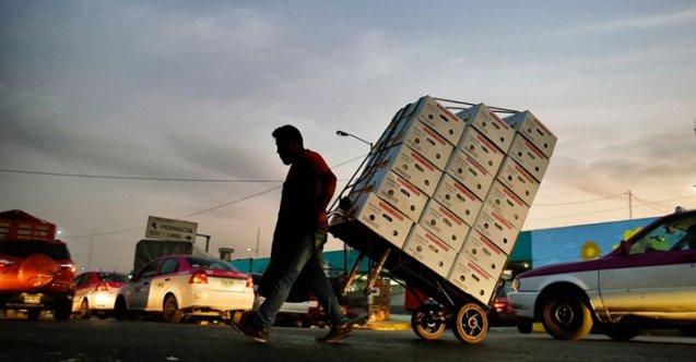 Meksika'da asgari ücret 31 liradan 38 liraya yükseldi