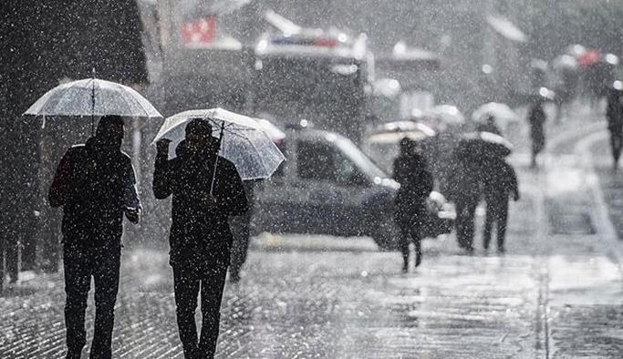 Meteorolojiden 20 il için yağı uyarısı