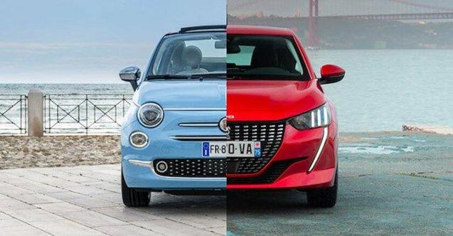 Peugeot ve Citroen, İtalyan Fiat ile birleşiyor