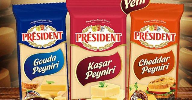 President Peynir kimin nerenin sahibi Kimdir?