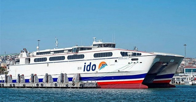 Son Dakika: 31 Aralık Salı günü İDO ve BUDO seferleri iptal