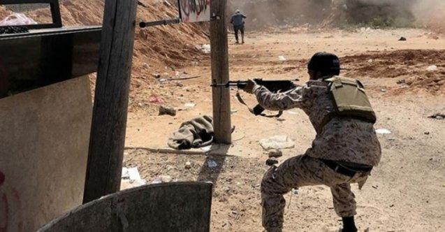 Trablus'a sızmaya çalışan Hafter'in adamları öldürüldü