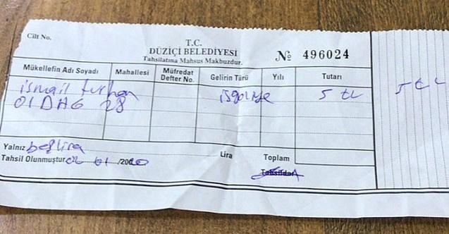 CHP'li belediye ilçeye giren araçlardan 'ayak bastı' parası alıyor