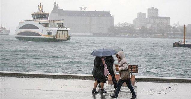 Fırtına İstanbul'a geri dönüyor