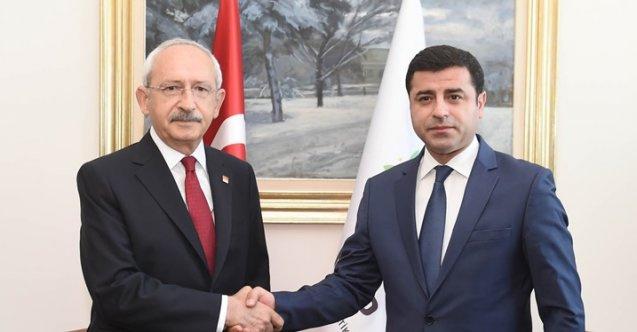 Kemal Kılıçdaroğlu, Demirtaş'ın tahliyesini istedi
