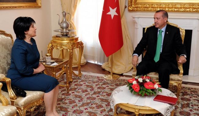 Erdoğan, Zana ile görüşmeyi kabul etti