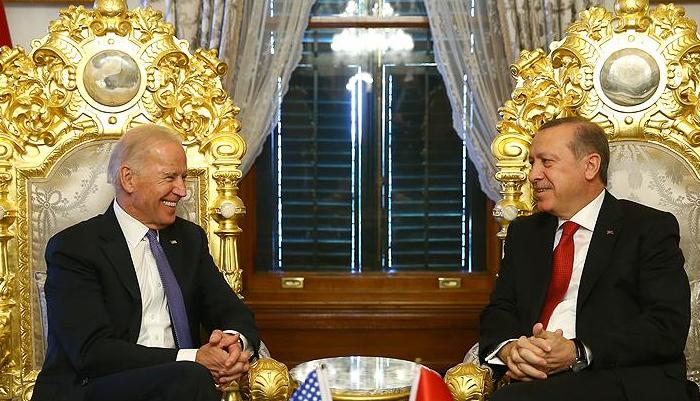 Erdoğan-Biden görüşmesinde ortak açıklama yok