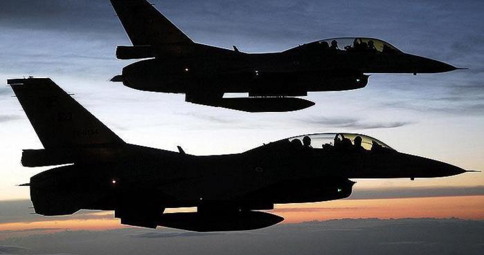 ABD uçakları da sivilleri vurdu