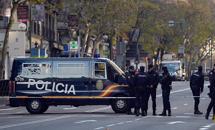İspanya'da PKK operasyonu: 9 gözaltı