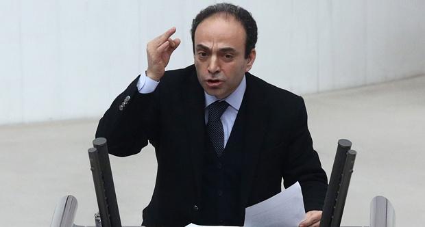 Osman Baydemir Meclis'te ağladı