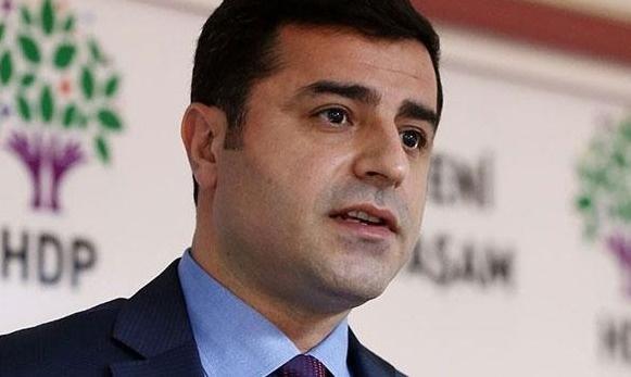 Demirtaş: Bizden başka Türkiye partisi yok