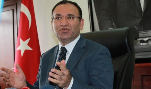 Bozdağ'dan HDP'li vekile 'yataklık' suçlaması