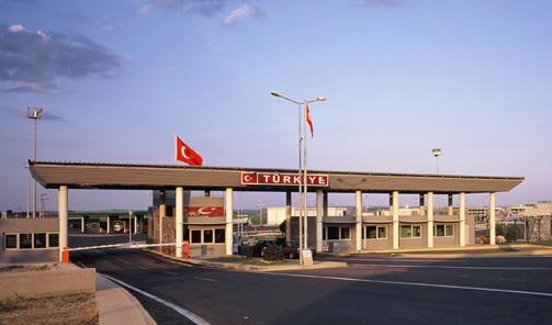 Yunanistan sınır kapıları bugün kapalı