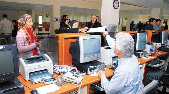 Yeni memurların maaşına 400 lira artış