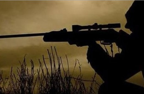 PKK içinde Sırp keskin nişancı