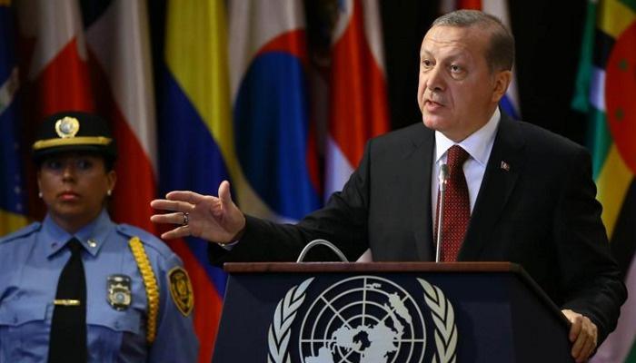 Şili'de konuşan Erdoğan: İslam teröre müsaade etmez