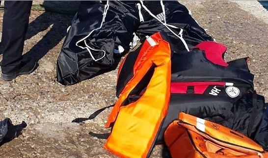 Jandarma Ege'de ceset topluyor