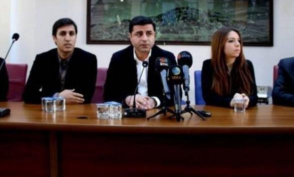 Demirtaş: Cizre'deki yaralıları almak istiyoruz