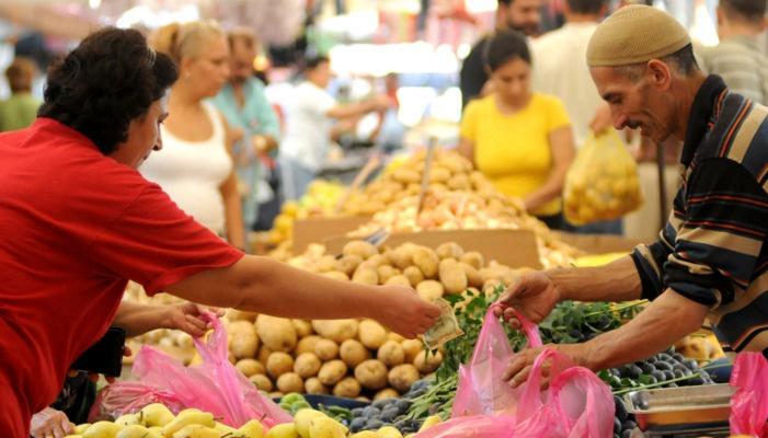 Yıllık enflasyon yüzde 9,5'a yükseldi