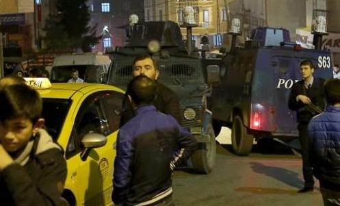 İstanbul'da 24 saatte ikinci saldırı
