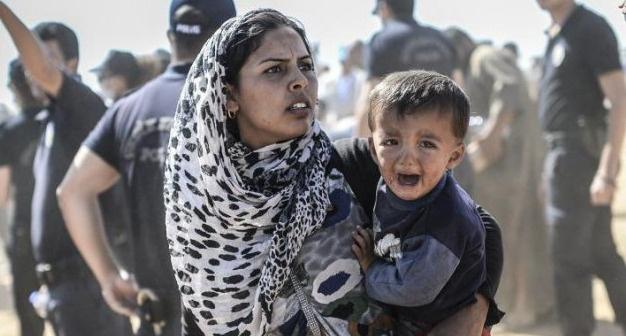 AB Türkiye'ye mülteci yardımını onayladı