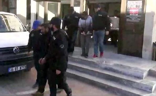 PKK'nın iki üst düzey ismi yakalandı
