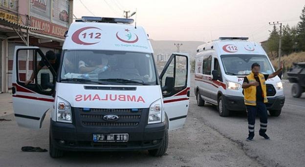 Cizre'de ambulanslar yine boş döndü