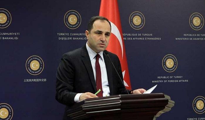 Türkiye ile Rusya arasında 'rota' krizi