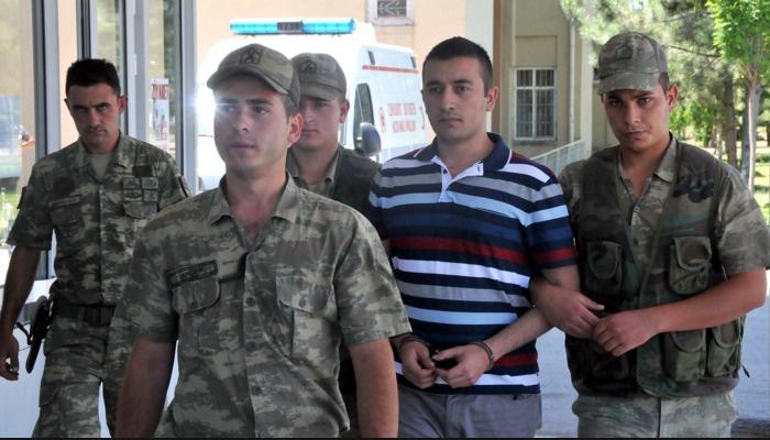 Reyhanlı belgelerini sızdıran askere beraat