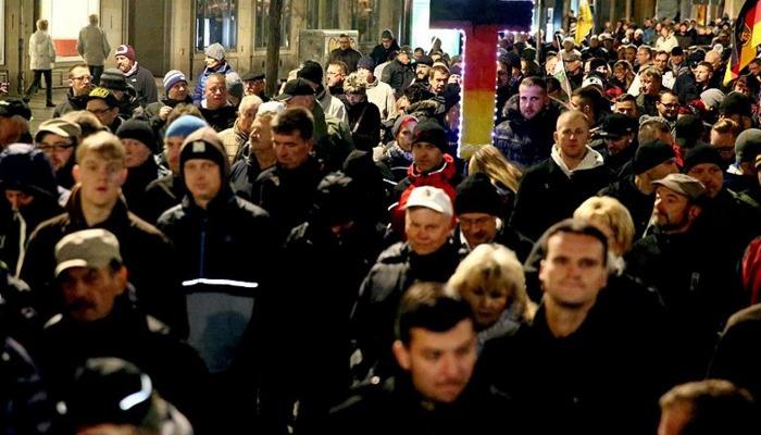 İslam karşıtları büyük yürüyüşe hazırlanıyor