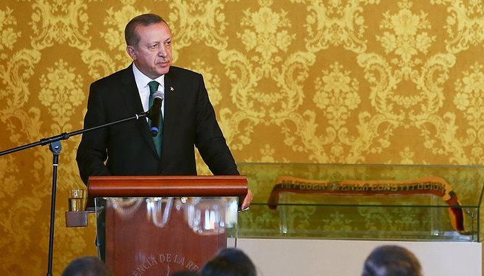 Erdoğan: Cenevre'den ümidi olan var mı?