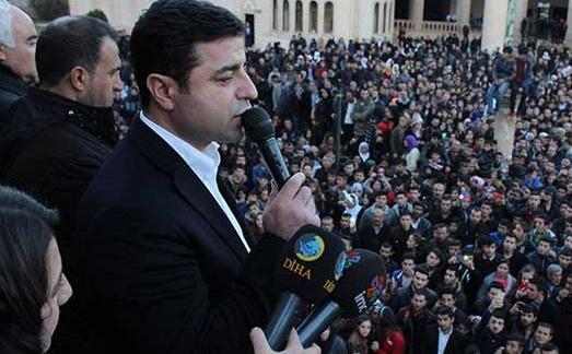 CHP'nin kararına Demirtaş yorumu
