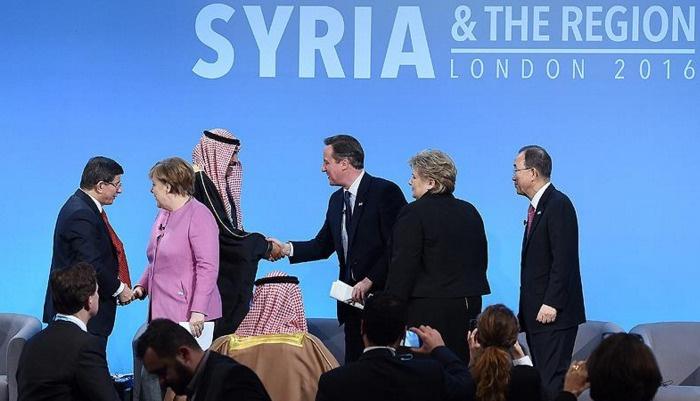 Donörlerden Suriye'ye 10 milyar dolar