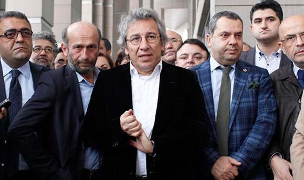 Can Dündar'dan 'ağır cezalık suç' itirafı
