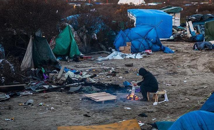 Fransa'daki sığınmacıların durumu endişe verici