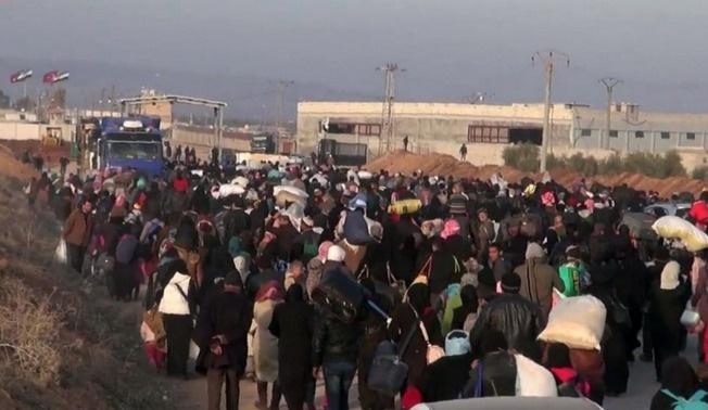Üç milyon Suriyeli daha hareketlenebilir