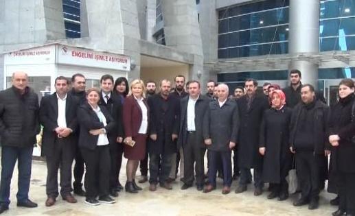 AK Partililer'den Kılıçdaroğlu hakkında suç duyurusu