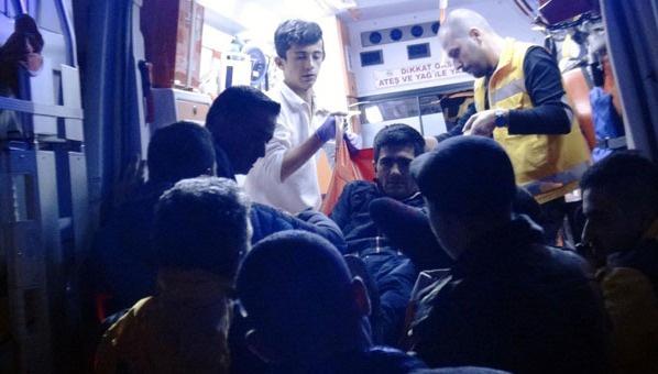 Davutoğlu ziyareti öncesi Mardin'de patlama