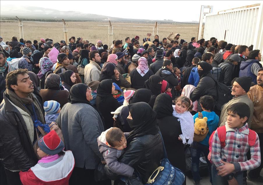 Gelen Türkmen sayısı 5 bin 600 oldu