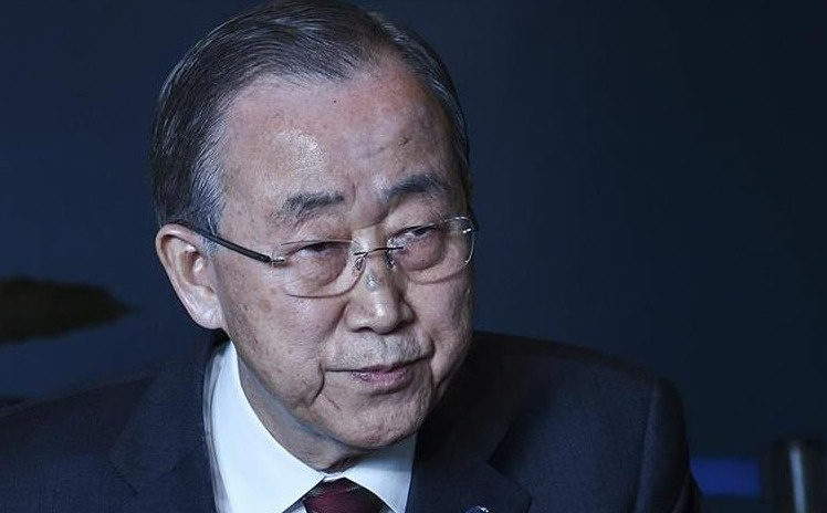 Filistin sorunu BM genel sekreterini utandırdı