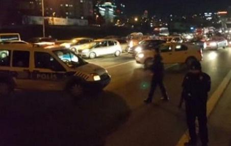 İstanbul Göztepe'de bomba alarmı