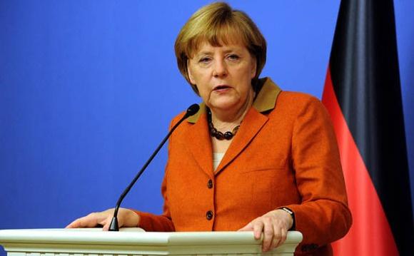Angela Merkel'den 'Türkiye' ile ilgili açıklama