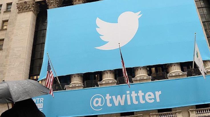 Twitter da 'terör' operasyonlarına katıldı