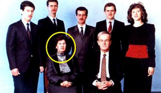 Beşar Esad'ın annesi hayatını kaybetti
